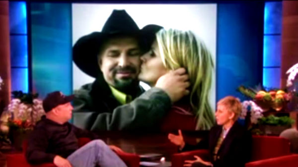 Garth brooks Songs | Garth Brooks Talks About His Relationship with Trisha Yearwood on Ellen show (VIDEO) | Country Music Videos