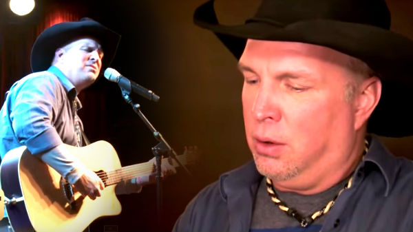 Garth brooks Songs | Garth Brooks Tears Up Over His Most Personal Album Yet (VIDEO) | Country Music Videos