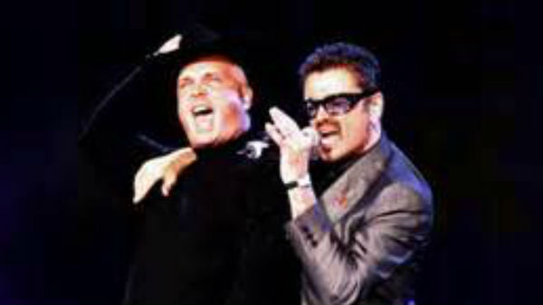 George michael Songs | Garth Brooks and George Michael - Freedom '90 | Country Music Videos