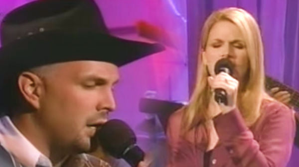 Trisha yearwood Songs | Garth Brooks and Trisha Yearwood - In Another's Eyes (VIDEO) | Country Music Videos