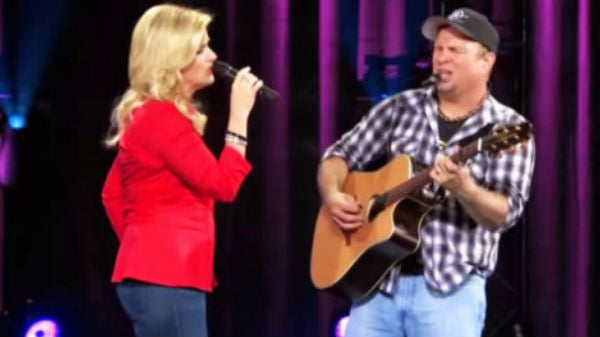 Garth brooks Songs | Garth Brooks and Trisha Yearwood - The Call | Country Music Videos