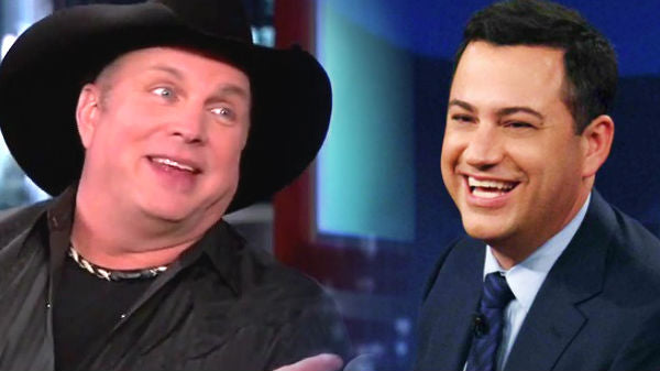 Garth brooks Songs | Garth Brooks on His First Album in 13 Years (Jimmy Kimmel Live) (VIDEO) | Country Music Videos