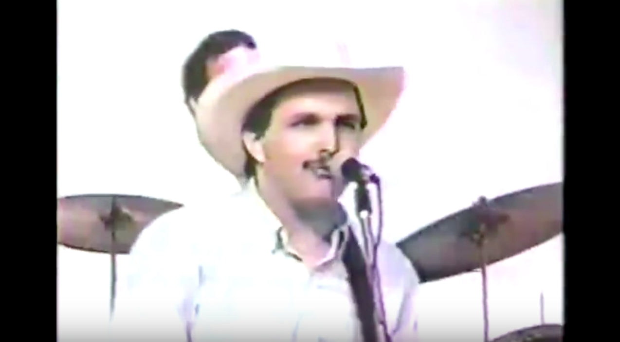 Garth brooks Songs | Footage Of Garth Brooks' First Television Performance Surfaces | Country Music Videos