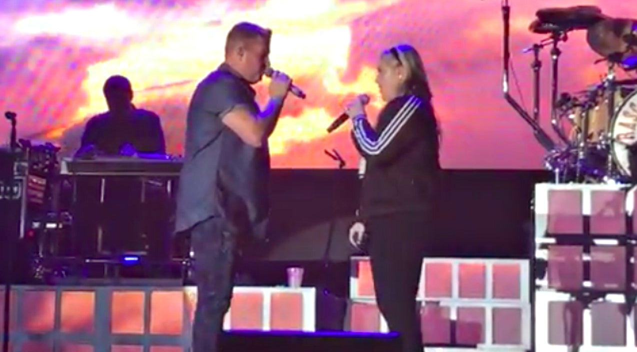 Rascal flatts Songs | Rascal Flatts' Gary LeVox Joined By Daughter For Epic Duet | Country Music Videos