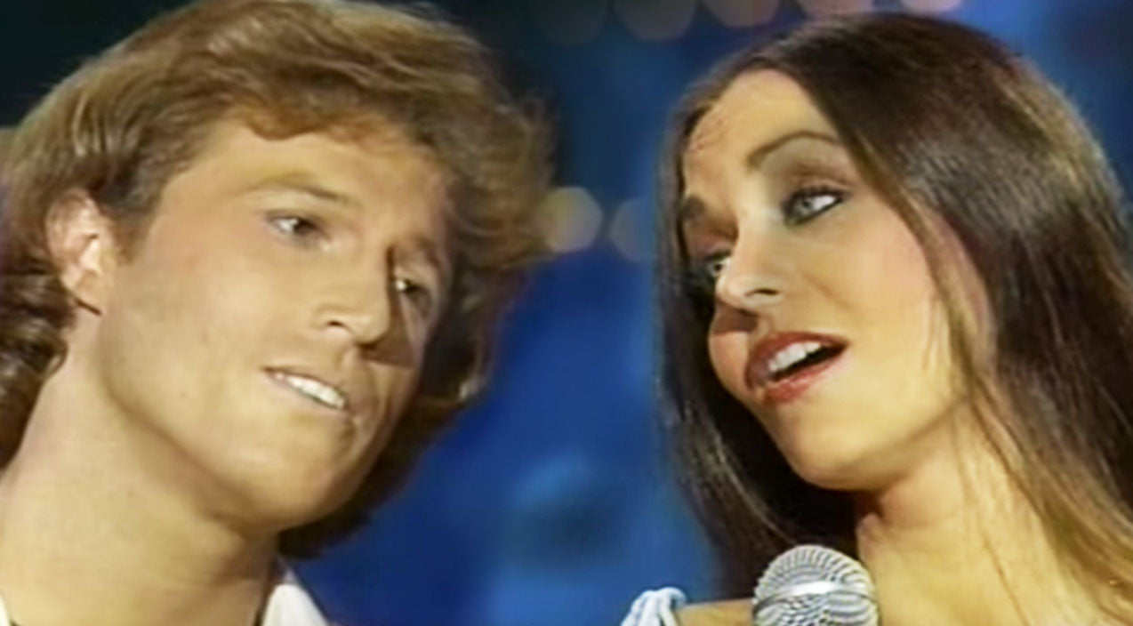 Crystal gayle Songs | You Will Fall In Love With Crystal Gayle's Romantic Duet With Andy Gibb | Country Music Videos
