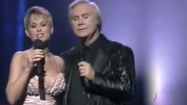 George jones Songs | George Jones - A Picture of Me Without You (feat. Lorrie Morgan) (VIDEO) | Country Music Videos
