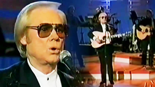George Jones - Who's Gonna Fill Their Shoes (LIVE) (VIDEO) | Country Music Videos