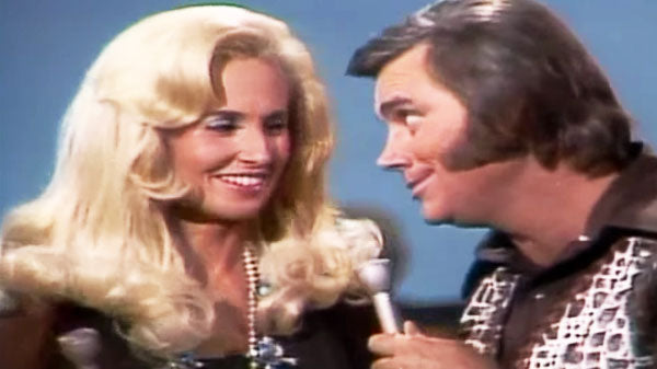 George Jones & Tammy Wynette - We Gonna Hold On | Country Music Videos