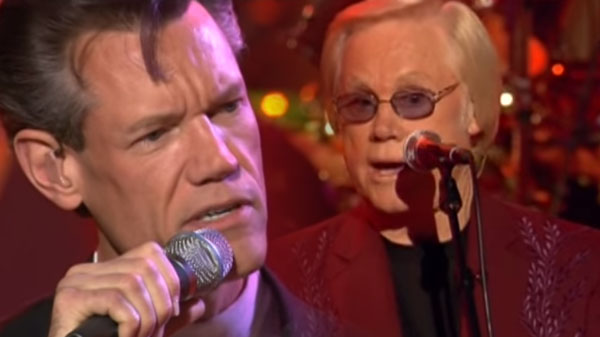 Randy travis Songs | George Jones and Randy Travis - DUET - A Few Ole Country Boys (VIDEO) | Country Music Videos