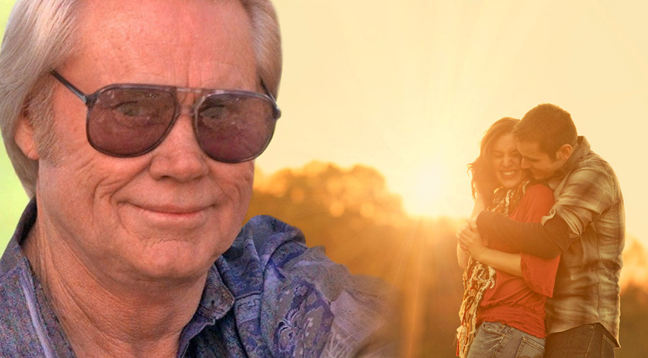 George jones Songs | George Jones & Brenda Lee - Hallelujah, I Love Her So | Country Music Videos