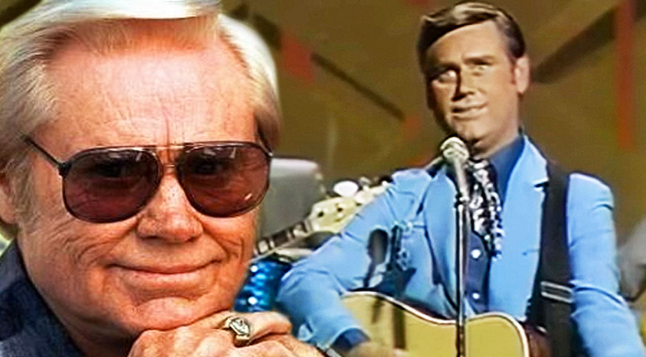 George jones Songs | George Jones Gives Unbelievable Performance Of