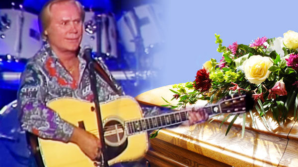 George jones Songs | George Jones - He Stopped Loving Her Today (LIVE) (WATCH) | Country Music Videos