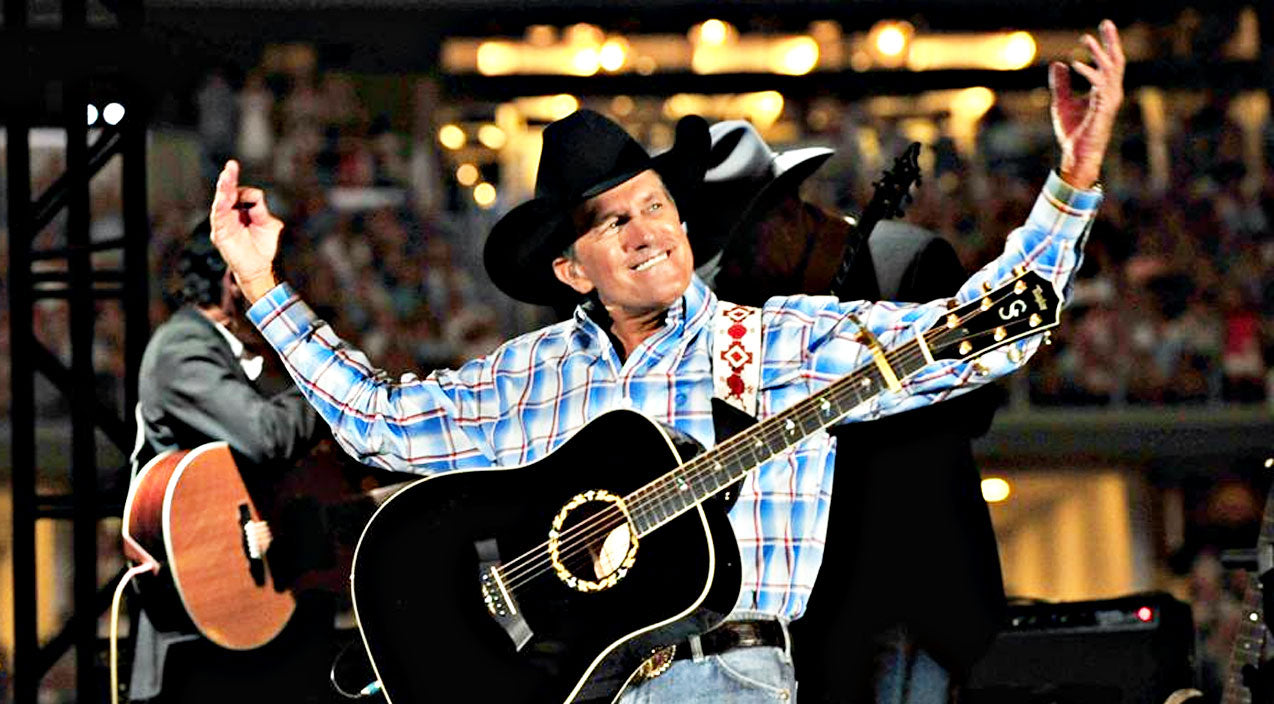 George strait Songs | George Strait Comes Back To Texas For Surprise Performance | Country Music Videos