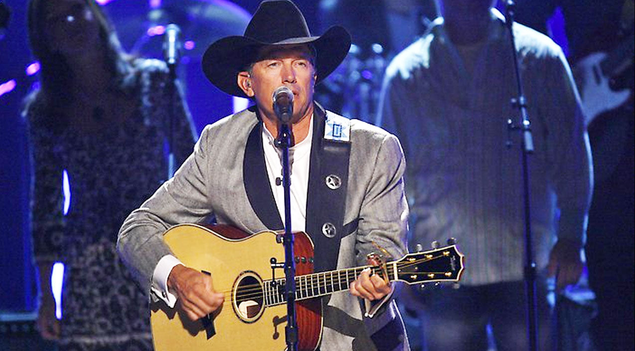 George strait Songs | George Strait's 'She Let Herself Go' Turns The Tables In A Heartbroken Woman's Breakup | Country Music Videos
