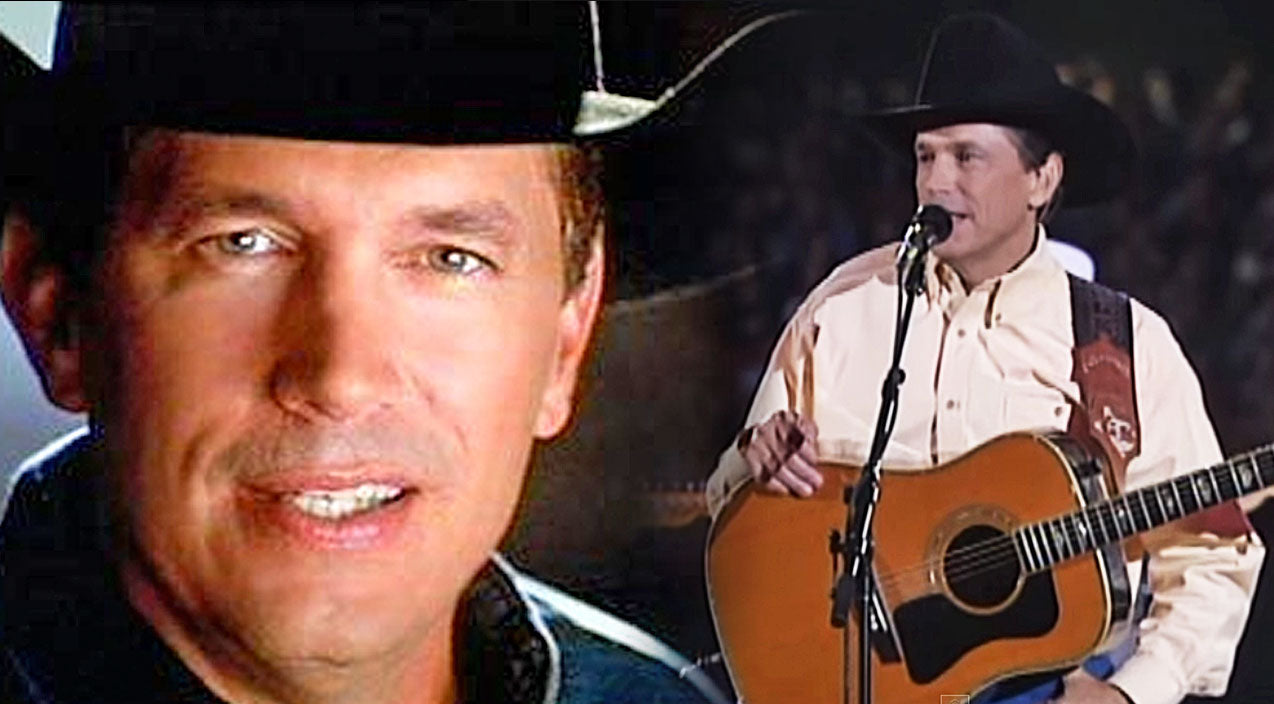 George strait Songs | George Strait's Heartfelt Live Performance Of #1 Hit, 'Love Without End, Amen' | Country Music Videos