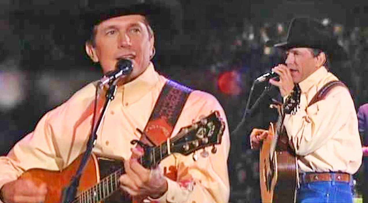George strait Songs | George Strait Delivers Amazing Performance At Houston Astrodome (VIDEO) | Country Music Videos