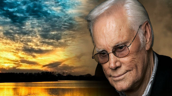 George jones Songs | George Jones - A Girl I Used To Know (VIDEO) | Country Music Videos