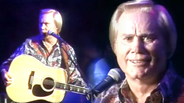 George jones Songs | George Jones - A Picture Of Me Without You (VIDEO) | Country Music Videos