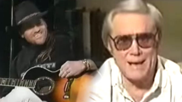 George jones Songs | George Jones - Billy Ray Wrote A Song (Live on The George Jones Show) | Country Music Videos