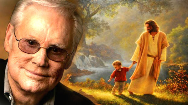 George jones Songs | George Jones - In The Garden (VIDEO) | Country Music Videos