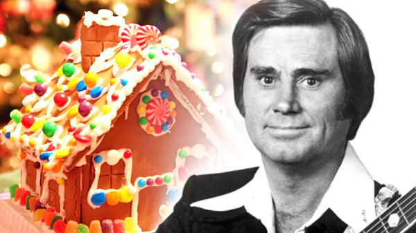 George jones Songs | George Jones - Lonely Christmas Call (VIDEO) | Country Music Videos