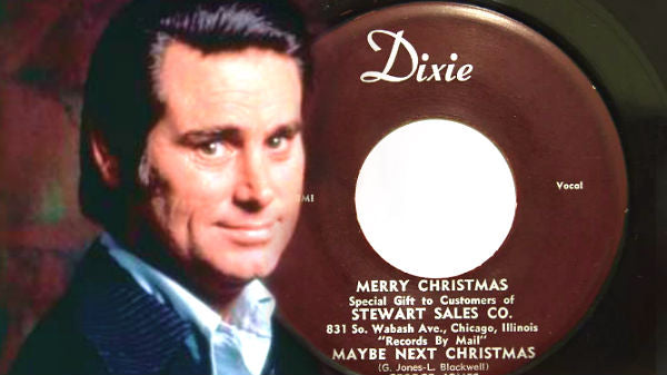 George jones Songs | George Jones - Maybe Next Christmas (Rare) (VIDEO) | Country Music Videos
