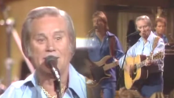 George jones Songs | George Jones - No Show Jones | Country Music Videos
