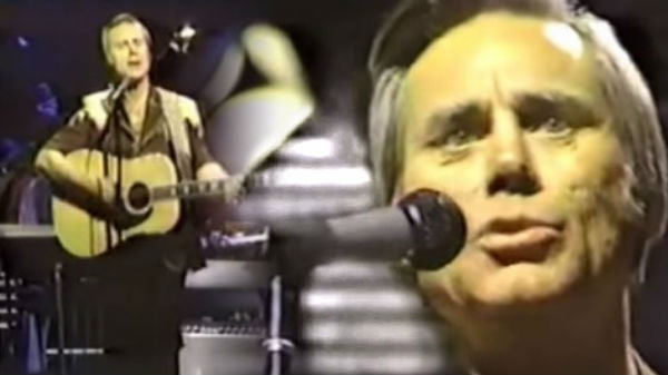 George jones Songs | George Jones - She Thinks I Still Care | Country Music Videos