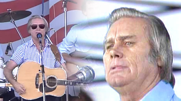 George jones Songs | George Jones - Somebody Wants Me Out Of The Way (VIDEO) | Country Music Videos