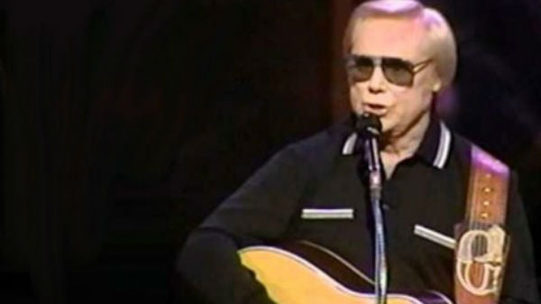 George jones Songs | George Jones - Tennessee Whiskey | Country Music Videos