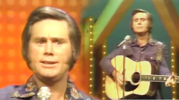 George jones Songs | George Jones - The Door (Live) | Country Music Videos