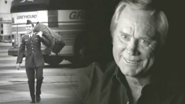 George jones Songs | George Jones - The Love In Your Eyes | Country Music Videos
