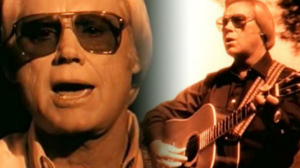 George jones Songs | George Jones - Walls Can Fall (WATCH) | Country Music Videos