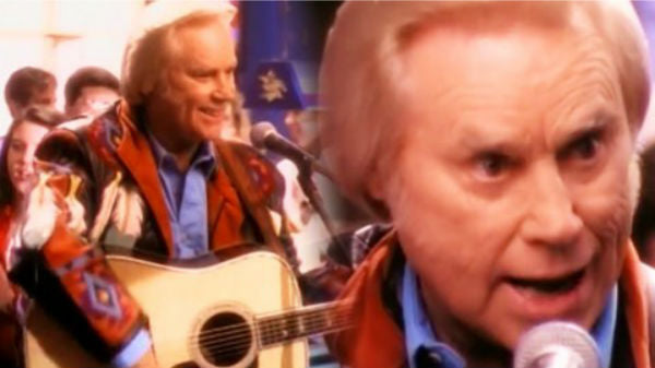 George jones Songs | George Jones - Wrong's What I Do Best | Country Music Videos