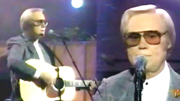 George jones Songs | George Jones - You Comb Her Hair (WATCH) | Country Music Videos