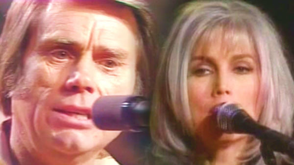 George jones Songs | George Jones And Emmylou Harris - All Fall Down (VIDEO) | Country Music Videos