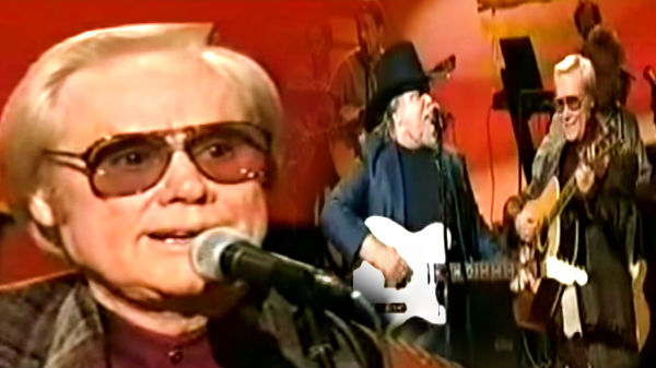 George jones Songs | George Jones & Johnny Paycheck - I'm Ragged But I'm Right (WATCH) | Country Music Videos