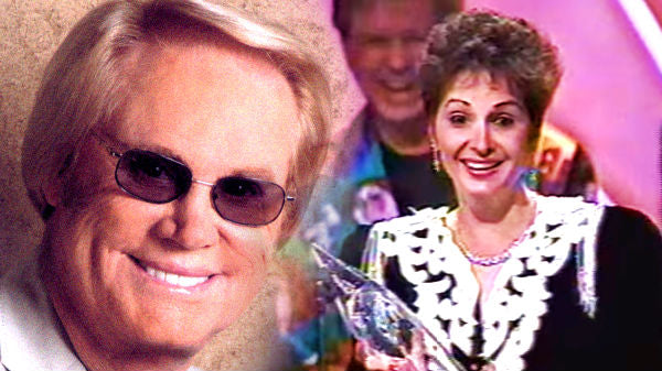 George jones Songs | George Jones' Wife Accepts '93 CMA Award For Him While He's In The Bathroom (VIDEO) | Country Music Videos