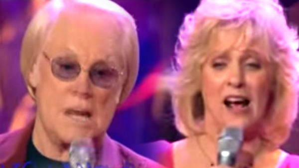 George jones Songs | George Jones and Connie Smith - Golden Ring (VIDEO) | Country Music Videos