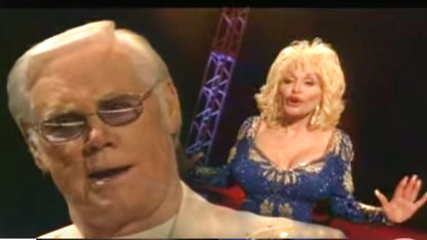 George jones Songs | George Jones and Dolly Parton - The Blues Man (WATCH) | Country Music Videos