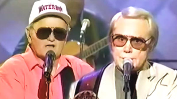 George jones Songs | George Jones and Jerry Reed - I'm Ragged But I'm Right (Live) (VIDEO) | Country Music Videos