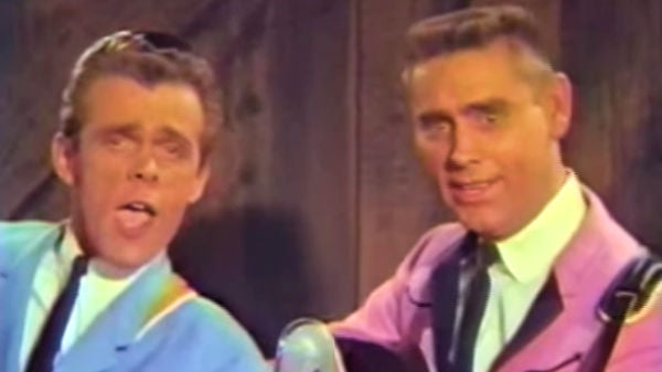 Johnny paycheck Songs | George Jones and Johnny Paycheck - The Love Bug ('Forty Acre Feud' Film) (WATCH) | Country Music Videos