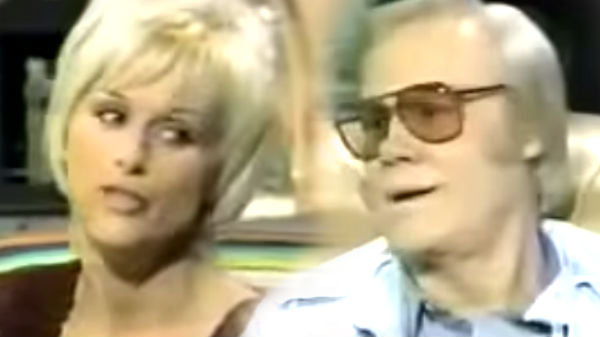 Lorrie morgan Songs | George Jones and Lorrie Morgan - Don't Touch Me (Live) (VIDEO) | Country Music Videos