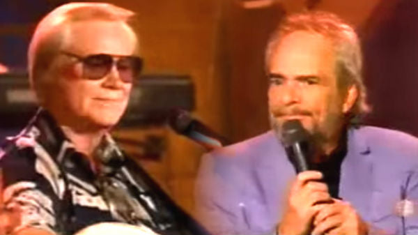 Merle haggard Songs | George Jones and Merle Haggard - The Way I Am | Country Music Videos