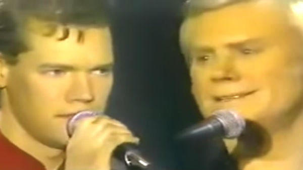 Randy travis Songs | George Jones and Randy Travis - I'm So Lonesome I Could Cry (WATCH) | Country Music Videos