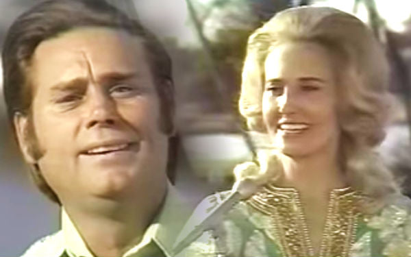Tammy wynette Songs | George Jones and Tammy Wynette - We're Gonna Try To Get Along (VIDEO) | Country Music Videos