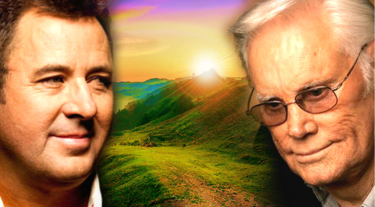 Vince gill Songs | George Jones and Vince Gill - Selfishness In Man (VIDEO) | Country Music Videos