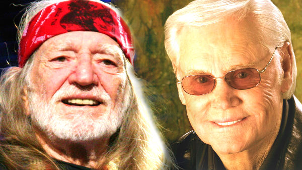 Willie nelson Songs | George Jones and Willie Nelson - I Gotta Get Drunk (WATCH) | Country Music Videos