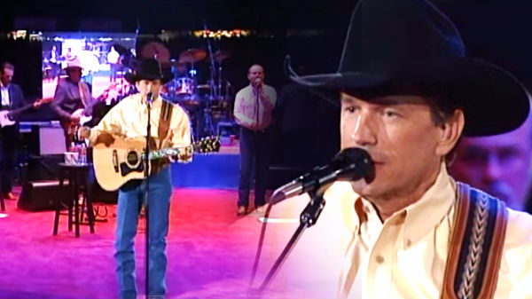 George strait Songs | Blue Clear Sky (Live From The Astrodome) (VIDEO) | Country Music Videos