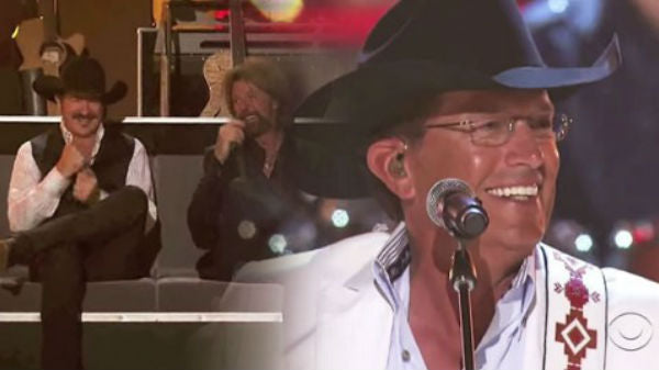 Brooks and dunn Songs | George Strait - Boot Scootin' Boogie (Brooks And Dunn - The Last Rodeo) | Country Music Videos